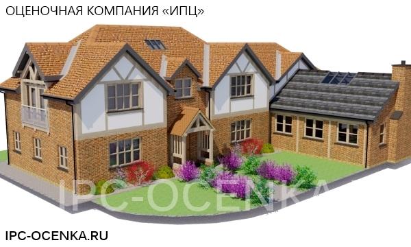 Оценка дома в Москве
